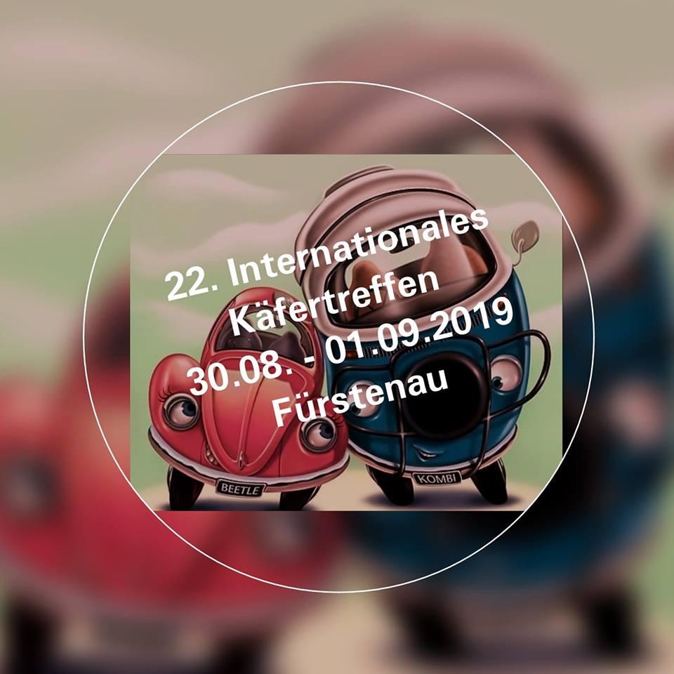 Infos Käfertreffen 2019